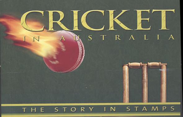 AUSTRALIA (2008) - Cricket Prestige Booklet