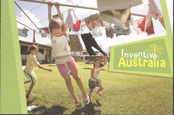 AUSTRALIA (2009) - Inventive Australia Prestige Booklet