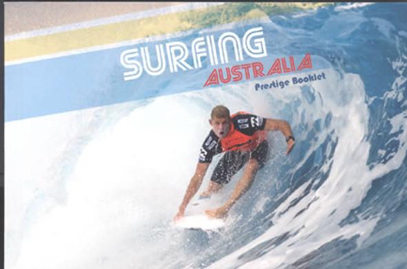 AUSTRALIA (2013) - Surfing Prestige Booklet