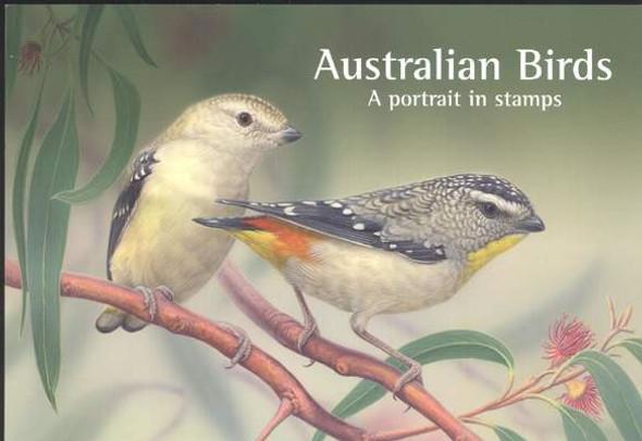 AUSTRALIA (2013)- Birds Prestige Booklet