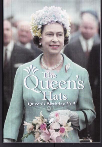 AUSTRALIA (2015): QE II Birthday Prestige Booklet- The Queens Hats