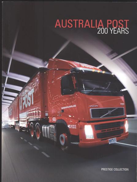 AUSTRALIA- 200th Anniversary Post Prestige Booklet- mailmen- mai