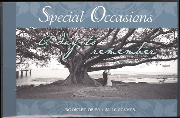 AUSTRALIA- A Day To Remember Prestige Booklet- s adh book of 20