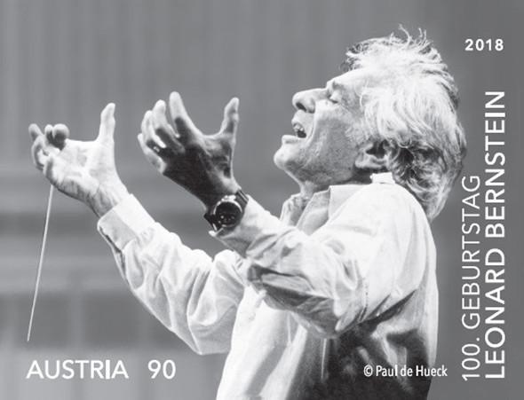 AUSTRIA (2018)- Leonard Bernstein Anniversary