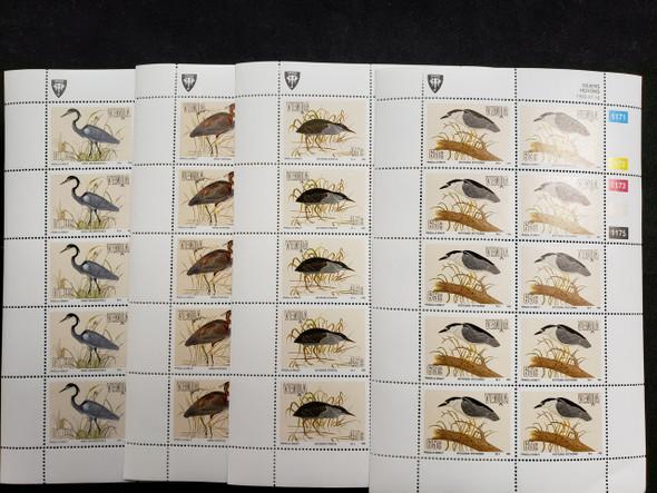 SOUTH AFRICA, VENDA (1993) Water birds ,Full Sheets
