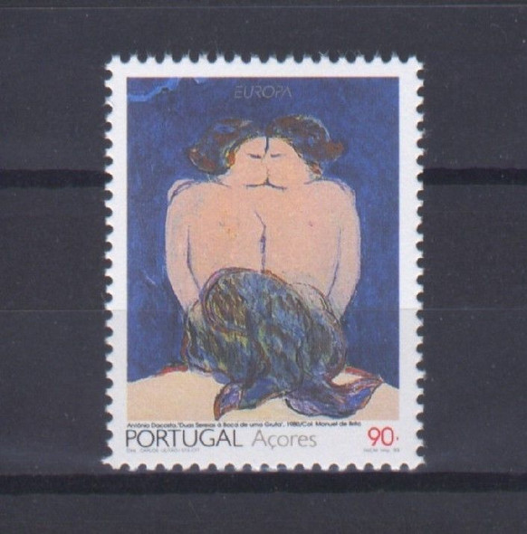 AZORES (1995)- Europa- Contemporary Art (1v)