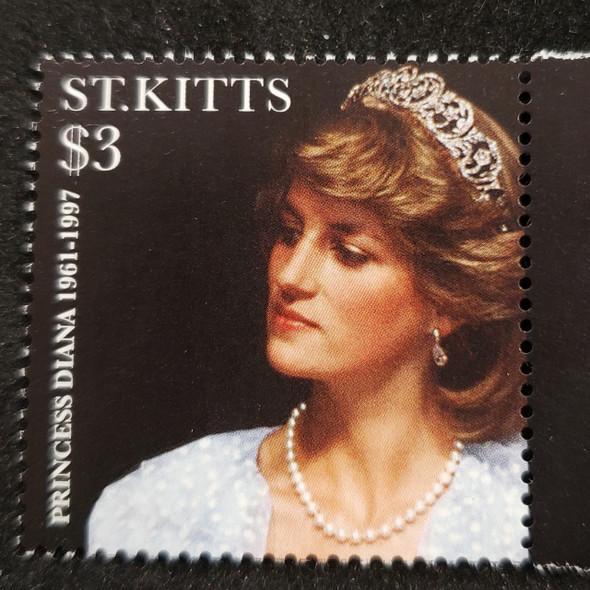 ST. KITTS  (2013) Princess Diana (1v)
