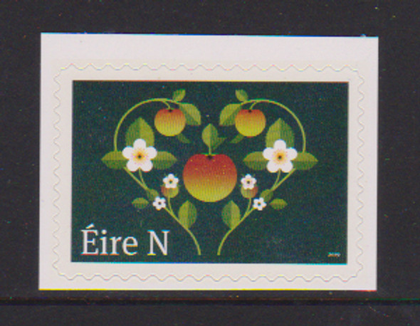 IRELAND (2019)- Wedding Greetings (self-adhesive pair)