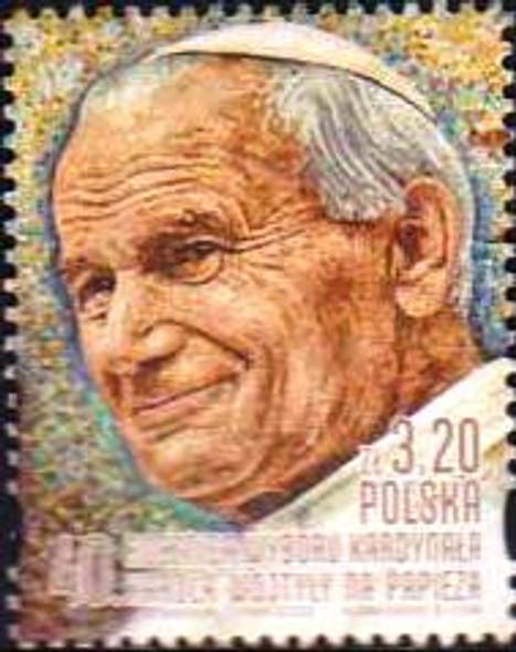 POLAND (2019)- Pope John Paul