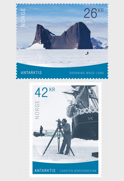 NORWAY (2019)- ANTARCTICA (2v)