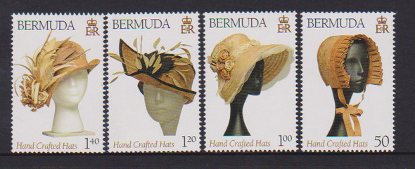 BERMUDA (2019)- STYLISH HATS (4v)