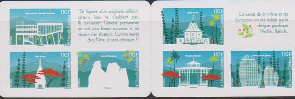 NEW CALEDONIA (2020)- GRAPHIC DESIGN BOOKLET - 6