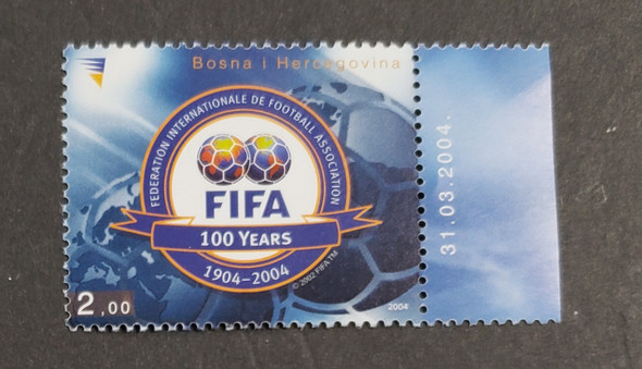 BOSNIA CROAT (2004) FIFA Soccer (1v)