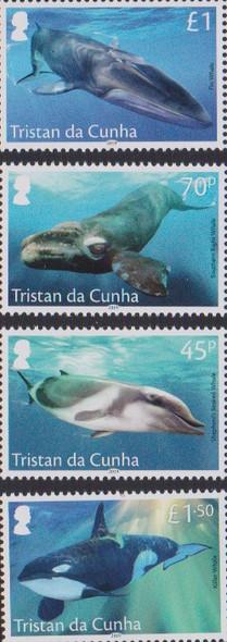 TRISTAN DA CUNHA (2020)- Whales (4v)