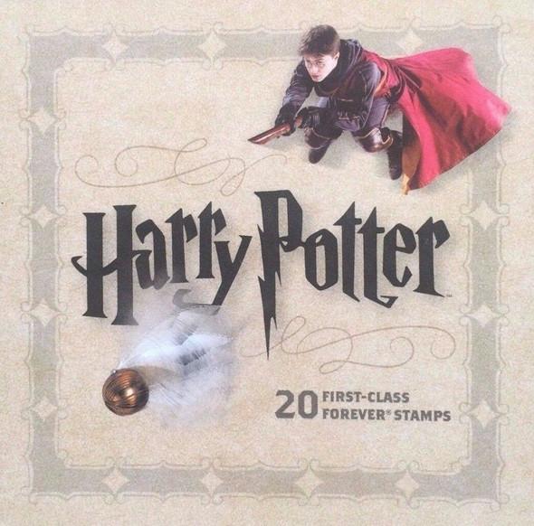 US (2003)- Harry Potter Complete US Booklet