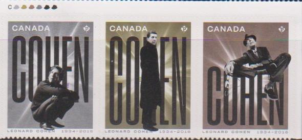 CANADA (2020)- LEONARD COHEN (Music)- 3V