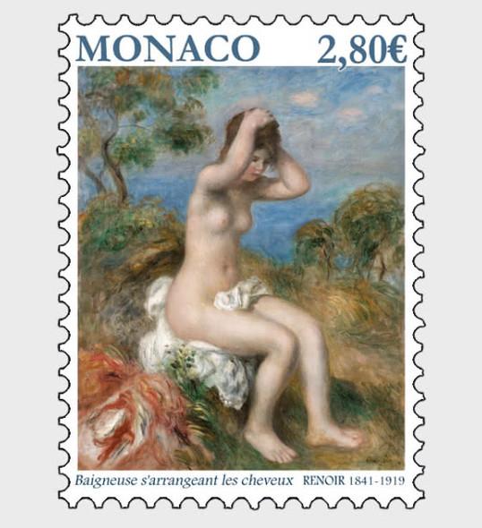 MONACO (2020)- Renoir- Nude Painting