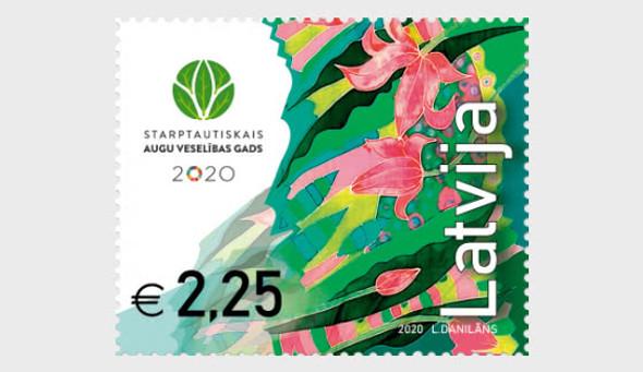 LATVIA (2020)-International Plant Protection Year