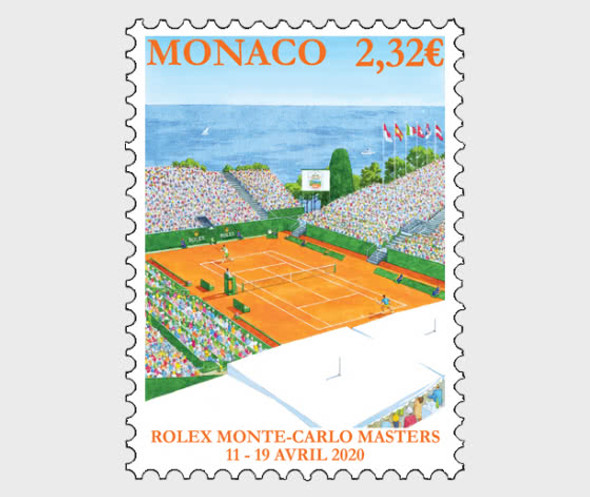 MONACO (2020)- Rolex Masters Tennis Tournament