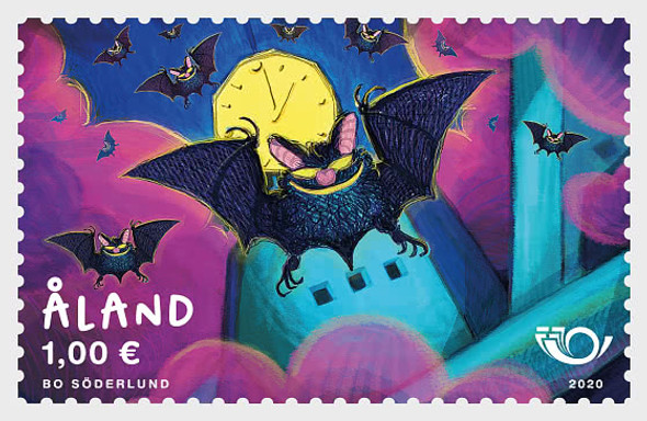 ALAND (2020)- NORDIC SERIES- CARTOON BAT