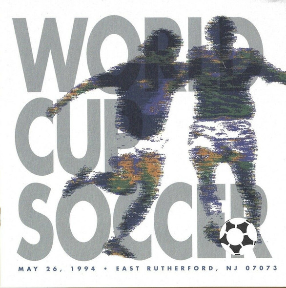 US (1994)- WORLD CUP SOCCER SHEETS (3)- #2834-6+FIRST DAY PROGRAM!