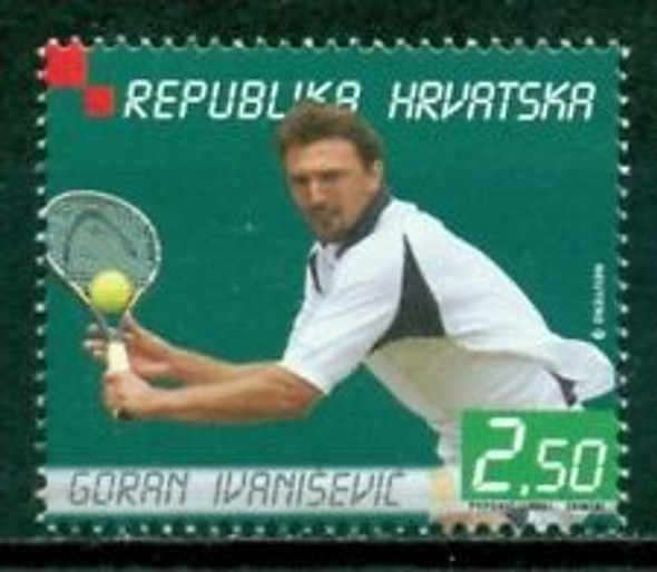 CROATIA Tennis (1v)