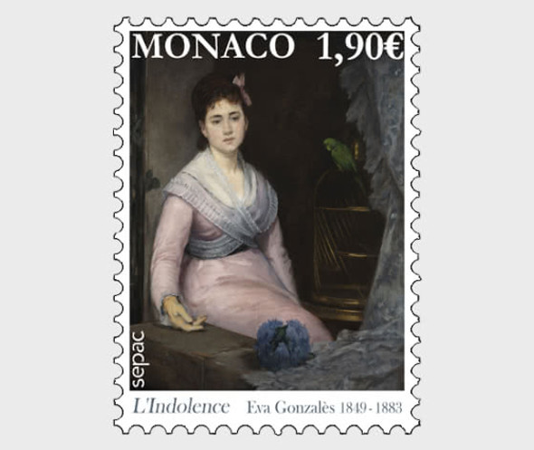 Monaco (2020)-  SEPAC- Art Work of the National Museum