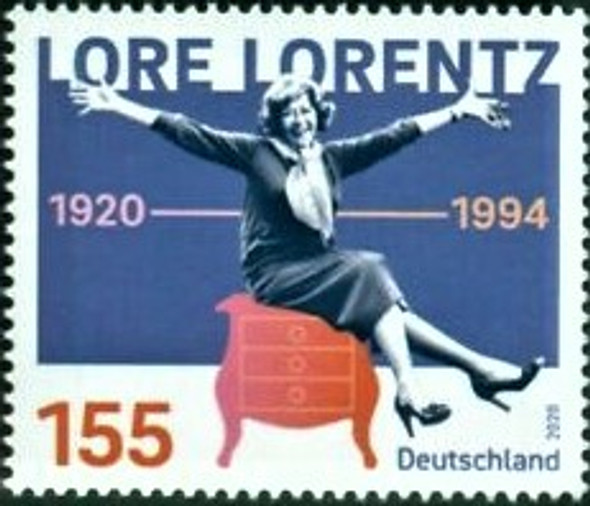 GERMANY (2020)- Lore Lorentz, Comedian