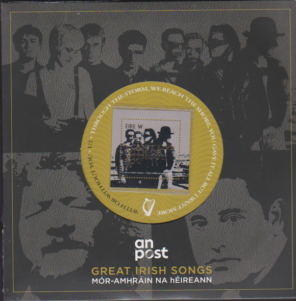 IRELAND (2020)-GREAT IRISH SONGS SPECIAL PRESENTATION PACK