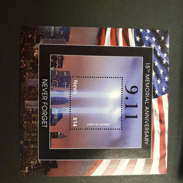 NEVIS (2017) 911 Memorial SS