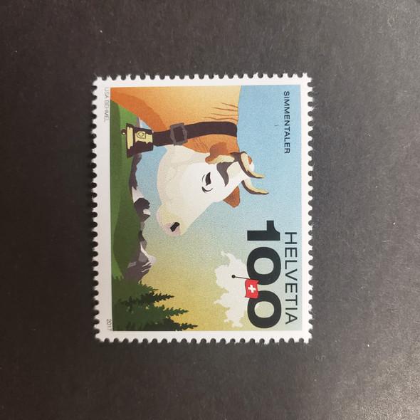 SWITZERLAND (2017) COW (1v)