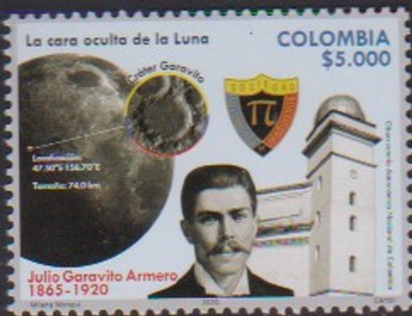Colombia  (2020)-Julio Armero- Moon Exploration