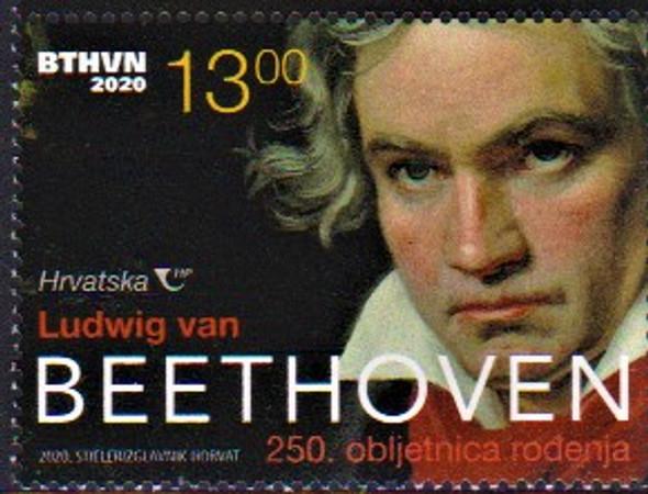 Croatia  (2020)-Beethoven Anniversary
