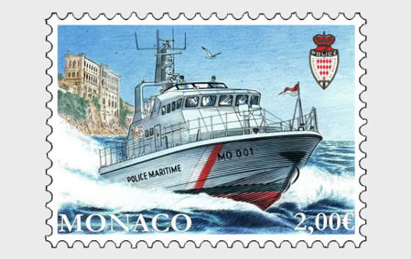 MONACO  (2020)- Marine & Airport Police Division- Speedboat