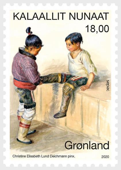 GREENLAND  (2020)-SEPAC- Art Work