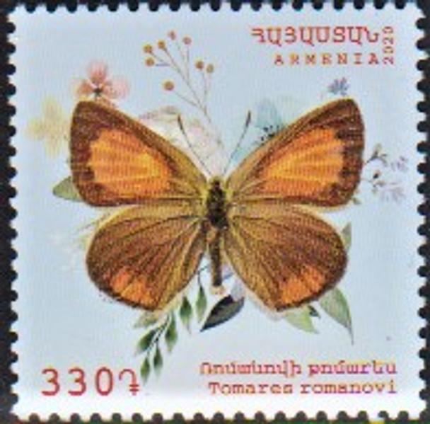 ARMENIA   2020 - Butterfly