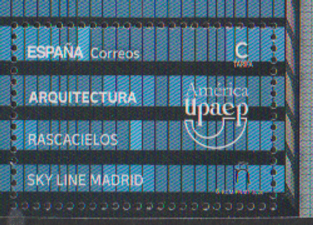 SPAIN (2020)- UPAE- Architecture