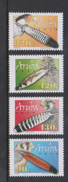ARUBA (2019)- -Birds & Feathers (4v)