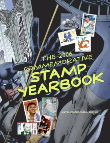 USPS (2006)- -Commemorative Stamp Yearbook