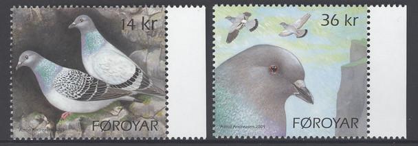 FAROE ISLANDS (2009) - Doves (2v)