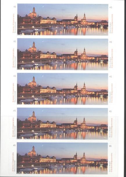 GERMANY (2014) : Dresden Booklet- self-adhesive