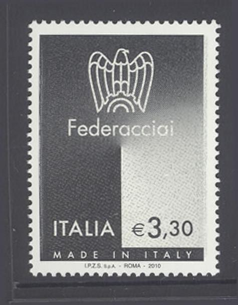 ITALY- Italian Steel Makers Federation- Federacciai