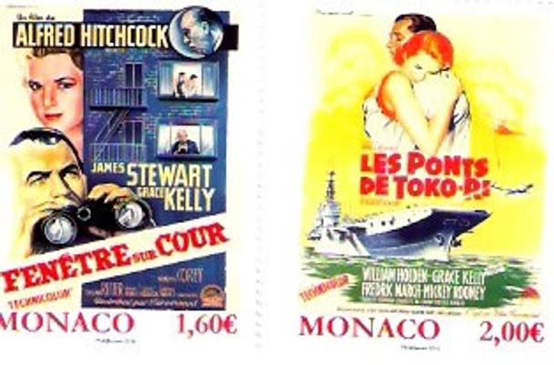MONACO (2016) - Grace Kelly Movie Posters (2)