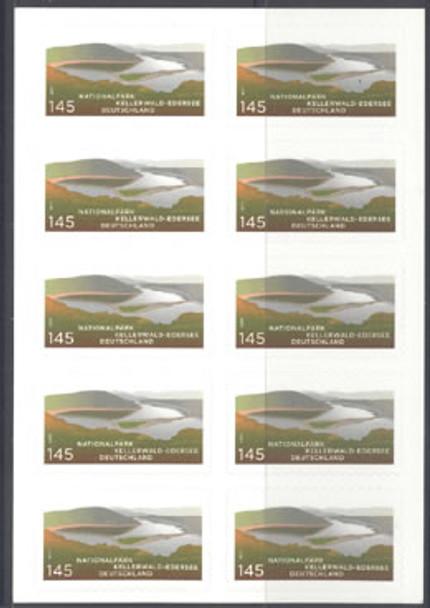 National Park Booklet- self-adhesive