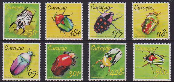 NETHERLANDS ANTILLES/ CURACAO (2014)  Beetles 2013 (8)
