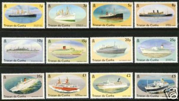 TRISTAN DA CUNHA (1994)- Ship Definitives