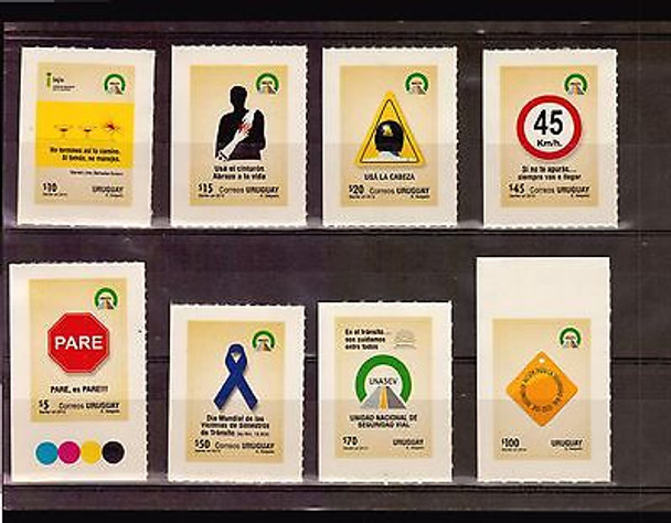 URUGUAY: Traffic Safety 2012 (8)