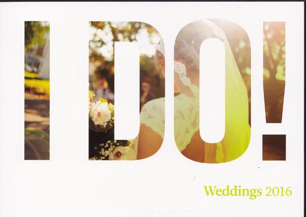AUSTRALIA (2016) - Special Occasions Prestige Booklet- Weddings