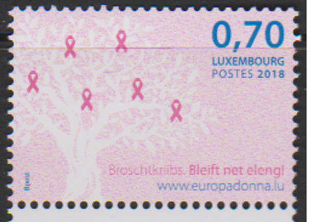 LUXEMBOURG (2018)- BREAST CANCER