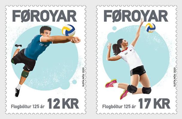 FAROE ISLANDS- VOLLEYBALL (2v)